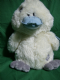 Carte Blanche Blue Nose Friends Dilly the Fluffy Duck..10inch